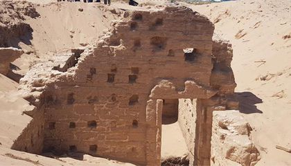 Sand Dunes Preserved These Roman Baths in Spain for Thousands of Years