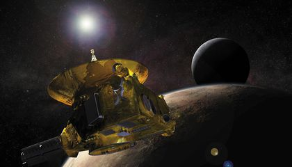 One Man's Lifelong Pursuit of Pluto is About to Get Real