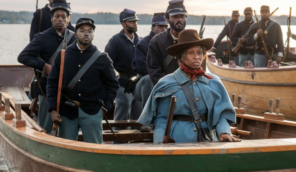 The film briefly depicts the Civil War military expedition that freed around 750 enslaved people and was the first of its kind to be led by a woman.