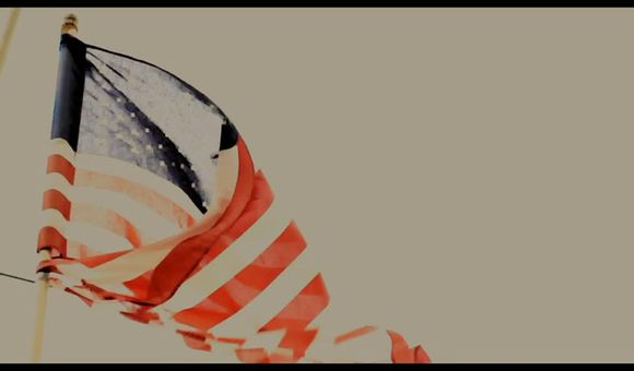 Preview thumbnail for video'Pioneering Video Artist Peter Campus Presents His Version of the Star-Spangled Banner
