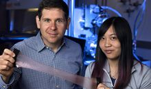 Squid Skin Inspires New Thermoregulating Material