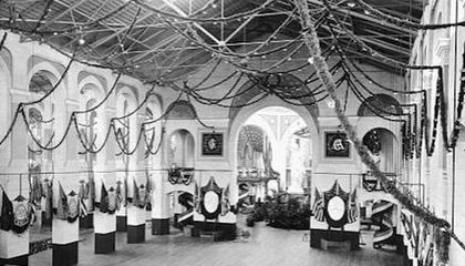 Party Like It's 1881: President Garfield's Inaugural Ball