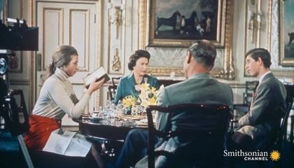 Preview thumbnail for video'Why This 1969 Royal Family Documentary Was Pulled Off Air