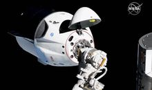 SpaceX Looks Ahead to Launching Astronauts