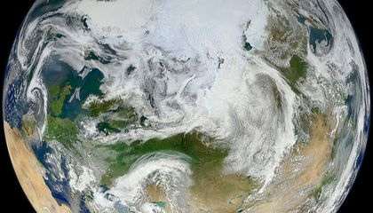 Stunning View of Arctic Could Be Last of its Kind