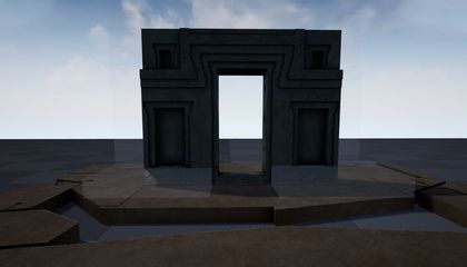 Archaeologist Reconstructs Ruins of Tiwanaku Temple in Bolivia Using 3-D Printing Technology