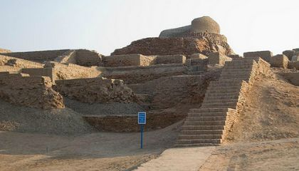 The 4,500-Year-Old City of Mohenjo Daro Is Crumbling, And No One Is Stopping It