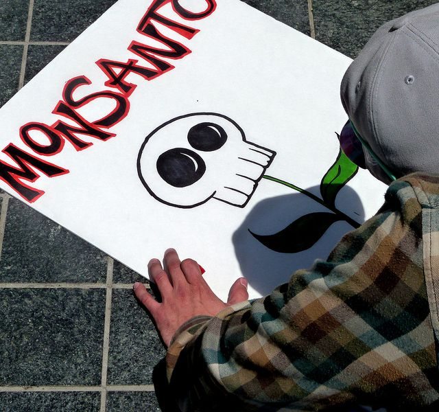 Monsanto has faced strong criticisms and protests worldwide.
