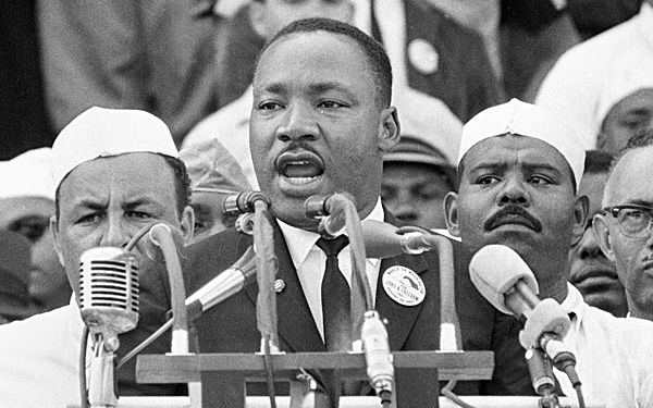 King's legacy: Remembering the March on Washington