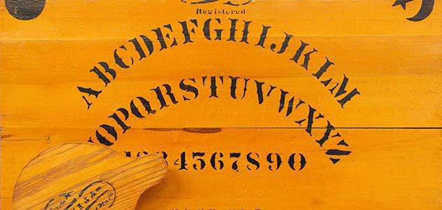 The Strange And Mysterious History Of The Ouija Board History