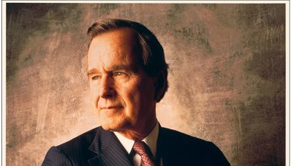 Looking Back at George H.W. Bush's Lifelong Career of Public Service