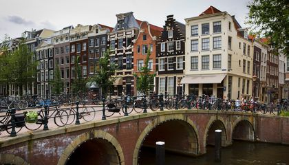 Amsterdam Is Out of Bike Parking