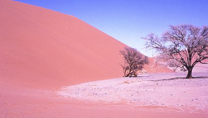 400 Years Worth of Water Discovered in Sub-Saharan Namibia