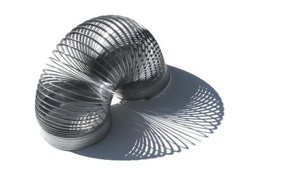 The Accidental Invention of the Slinky