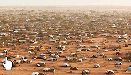 Where Are the 50 Most Populous Refugee Camps?