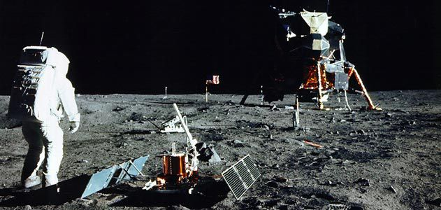 NASA Looks to Protect Historic Sites on the Moon | Science