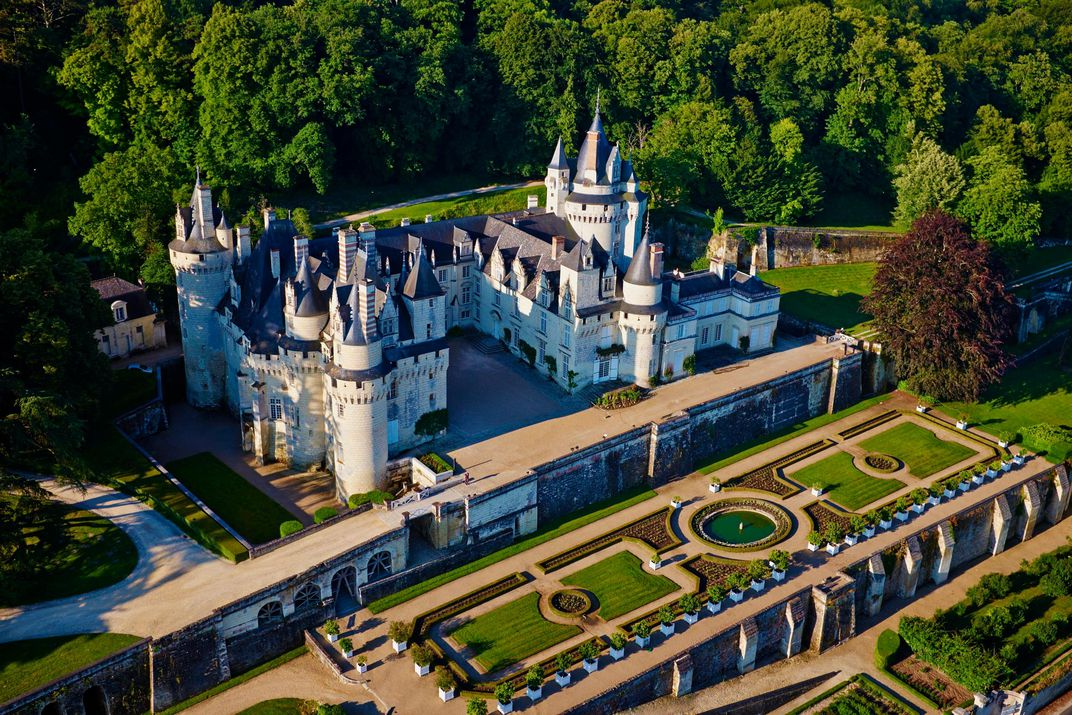 The French Castle That May Have Inspired