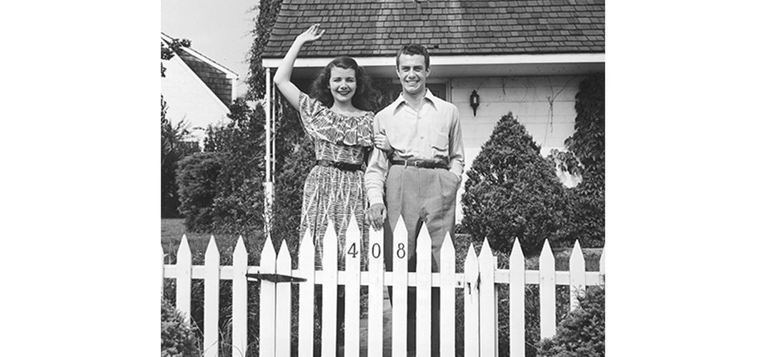 Caption: The History of the White Picket Fence