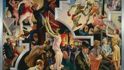The Story Behind Thomas Hart Benton's Incredible Masterwork