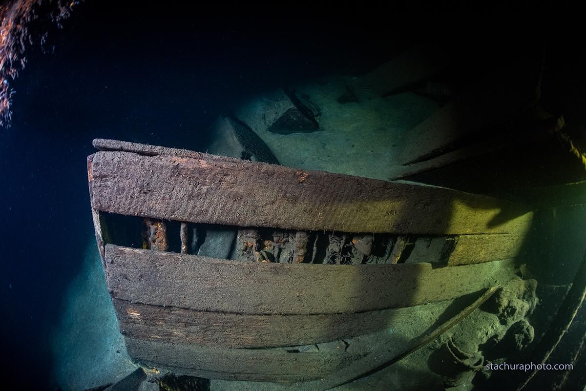 Shipwrecked Nazi Steamer May Hold Clues to the Amber Room's Fate