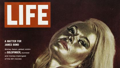No, Goldfinger, You Can't Kill Someone by Painting a Body With Gold