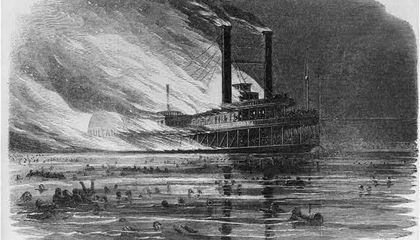 This Civil War Boat Explosion Killed More People Than the 'Titanic'