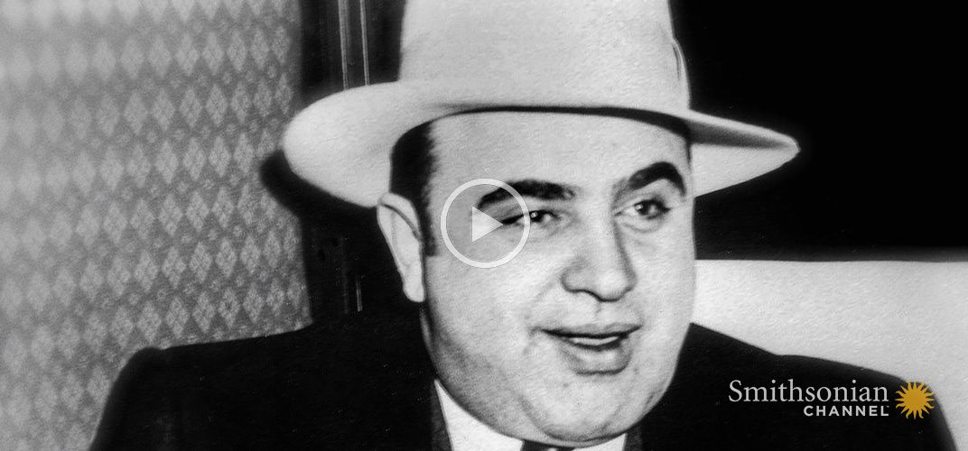 Caption: Why Al Capone Wasn't Your Typical Discreet Gangster