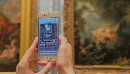 "App Aims to be the ""Shazam"" of the Art Museum"