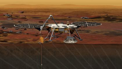 Delayed InSight Mission to Mars Slated to Launch in 2018