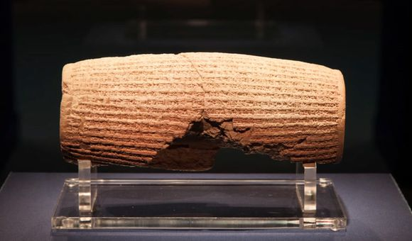 Preview thumbnail for video'The Cyrus Cylinder: An Artifact Ahead of Its Time