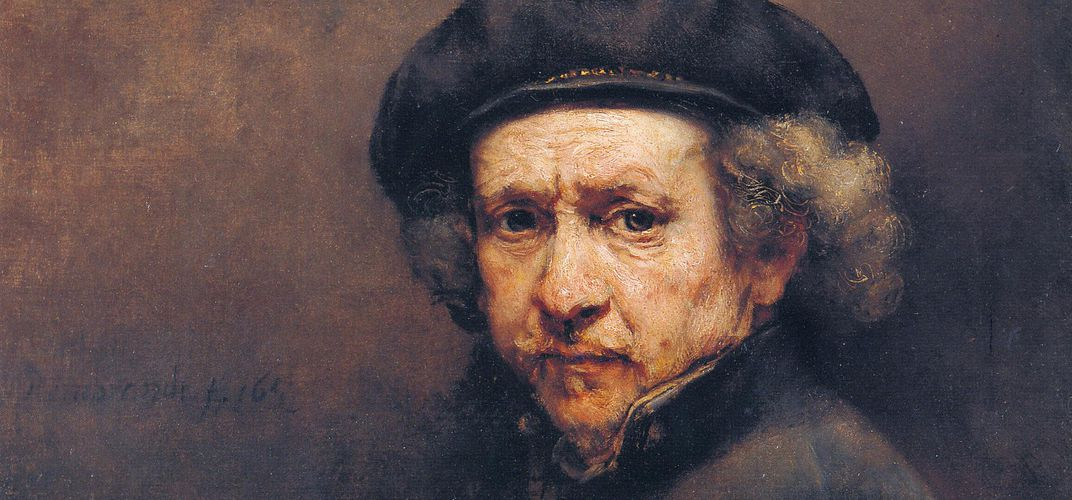 Caption: Rembrandt Used a Secret Ingredient in His Paint