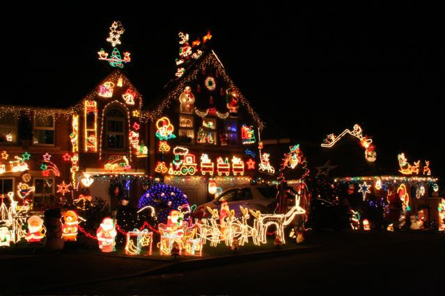 show us the holiday decorations in your neighborhood arts culture smithsonian