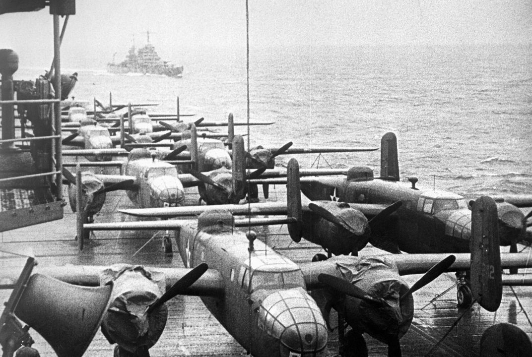 The Untold Story Of The Vengeful Japanese Attack After The Doolittle Raid History Smithsonian Magazine