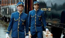 Mystery on the Venice Simplon-Orient-Express description