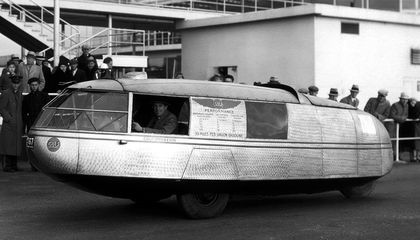 Buckminster Fuller Was Good at Ideas, Terrible at Car Design