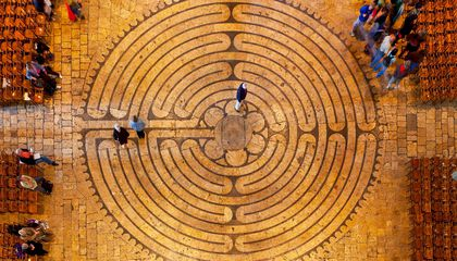 Walk the World's Most Meditative Labyrinths