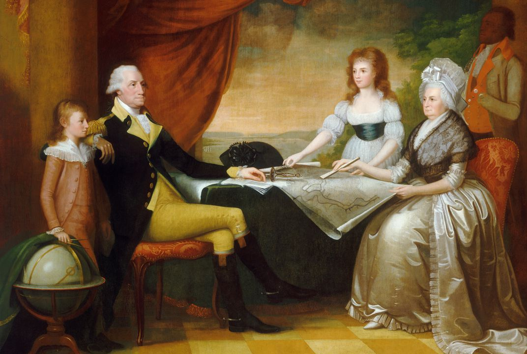 How George Washington did his hair | Smithsonian TweenTribune