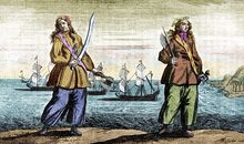 The Swashbuckling History of Women Pirates