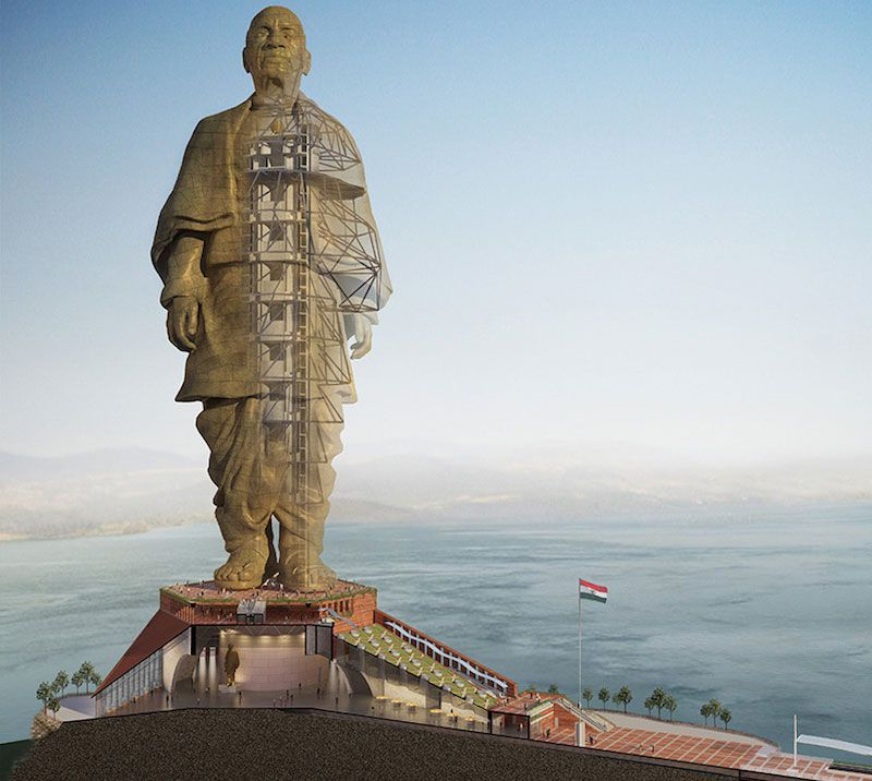 India Is Building the World's Tallest Statue | Smart News | Smithsonian