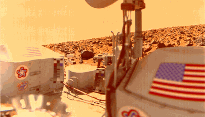 The Right Time to Search for Martian Life