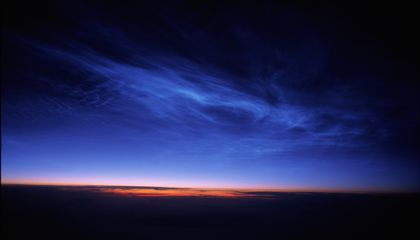 Climate Change Is Responsible for These Rare High-Latitude Clouds