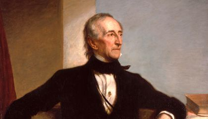 Grandson of President John Tyler, Who Left Office in 1845, Dies at Age 95