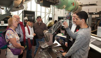 The Smithsonian Celebrates American Invention at This Weekend's Innovation Festival