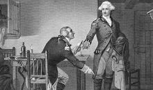 The Curious London Legacy of Benedict Arnold