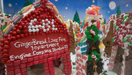 Image: Experience the glory of GingerBread Lane