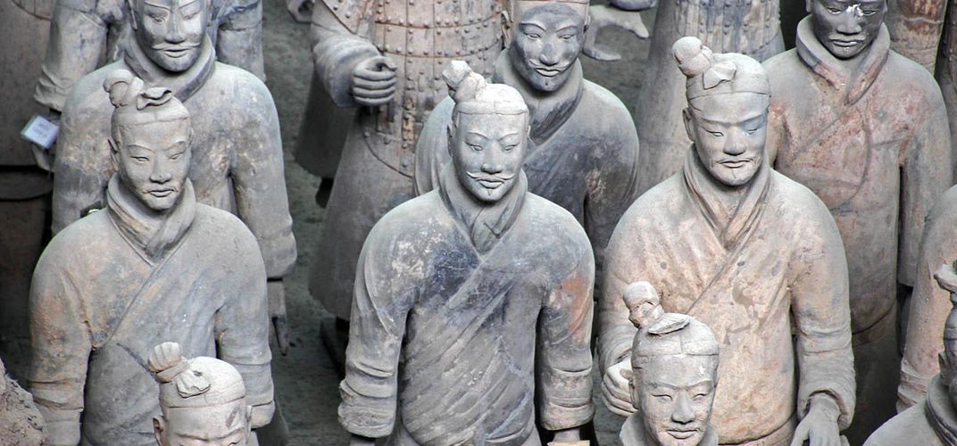 Caption: Archaeologist Who Rebuilt the Terracotta Army Dies