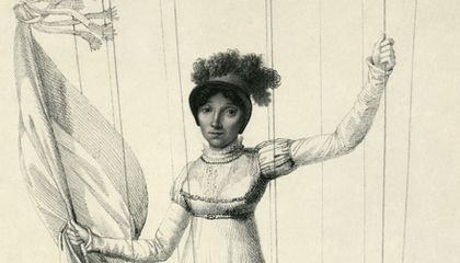 Sophie Blanchard – The High Flying Frenchwoman Who Revealed the Thrill and Danger of Ballooning
