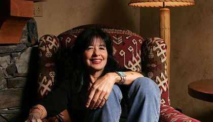 Joy Harjo's New Poetry Collection Brings Native Issues to the Forefront