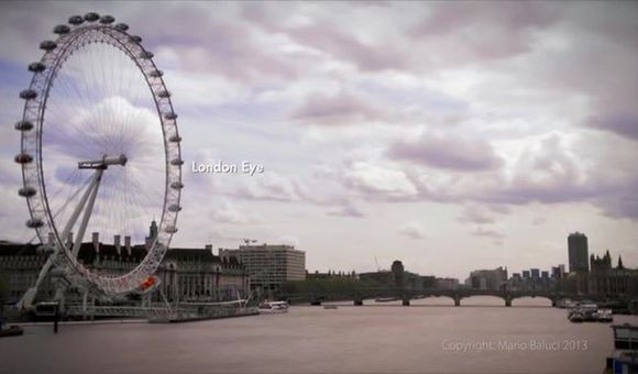 Preview thumbnail for video'London Timelapse