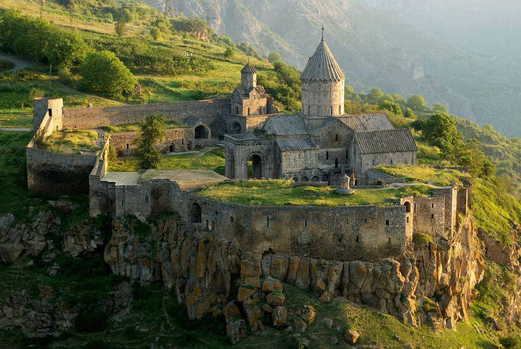 Thumbnail for Explore Armenia's Medieval Monasteries in Interactive 360-Degree Panoramas